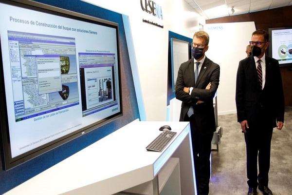 Siemens estrena un Centro de Excelencia del Sector Naval en Ferrol