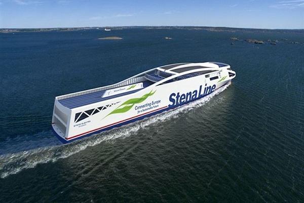 Stena Line avanza en el desarrollo de su línea de cero emisiones
