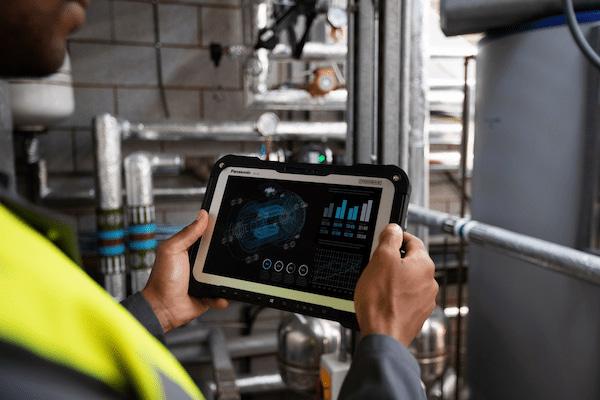 Toughbook G2, la nueva tableta de Panasonic para los trabajadores móviles