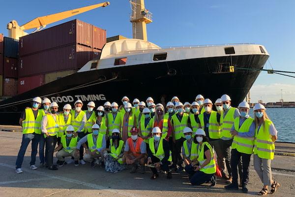 Valenciaport reforzar su posición de puerto estratégico del Mediterráneo