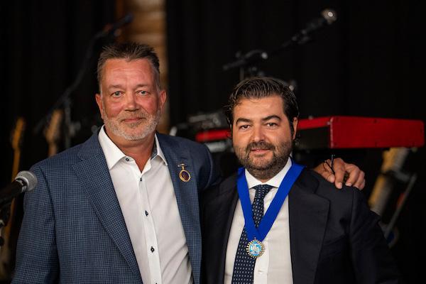 Vicente Boluda Ceballos, elegido presidente de la patronal europea del remolque, European Tugowners Association
