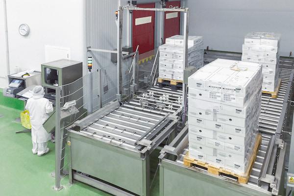 Mecalux instala seis almacenes automáticos para Incarlopsa