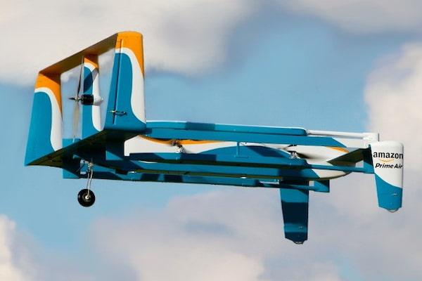 Amazon Prime Air drones cancelados