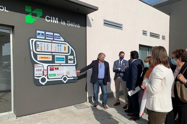 Asetrans Cimalsa centro de servicios al transporte