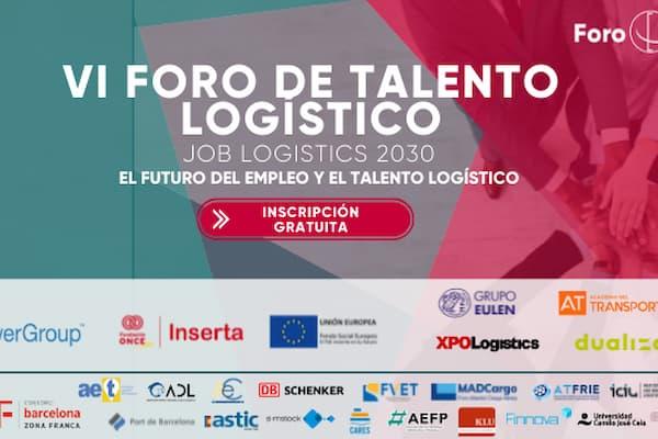 Barcelona acogerá el VI Foro de Talento Logístico 2021