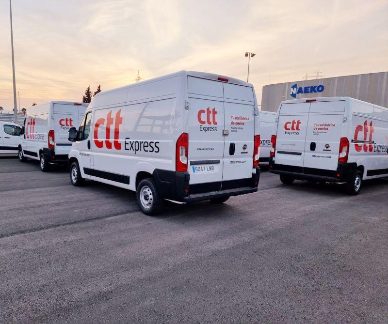 CTT Express en Córdoba