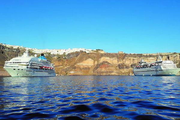 """Celestyal Cruises reanuda su actividad en 2022 e integra la ciudad de Tesalónica en su itinerario """"Egeo Idílico"""""""