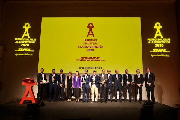 DHL reconoce la labor de las pymes españolas con los Premios DHL Atlas a la Exportación 2020