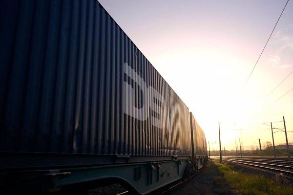 DSV rutas de mercancías por tren España y China