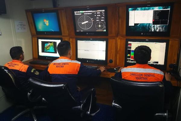 Dirección General Marítima actualiza cartografía náutica de la Isla Malpelo, en el Pacífico colombiano