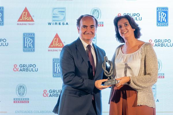 Los V Premios FINE reconocen el trabajo del Puerto de Algeciras