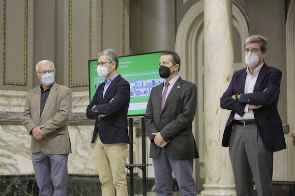 Se presenta el proyecto H2VLC Valencia Valle del Hidrógeno Verde