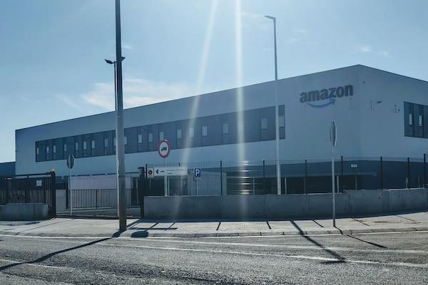 Empieza a operar la nueva estación logística de Amazon en Tarragona