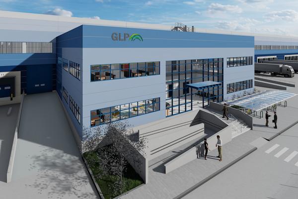 GLP anuncia el desarrollo de su almacén G-Park Pinto en Madrid