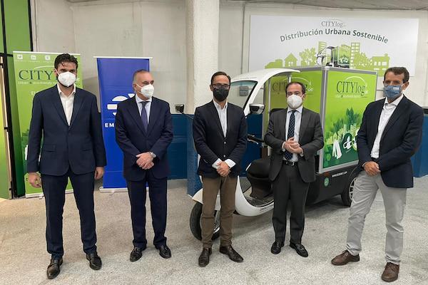 Madrid pone en marcha un proyecto piloto logístico de reparto de bajas emisiones