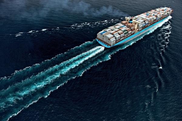Maerks buques descarbonizados