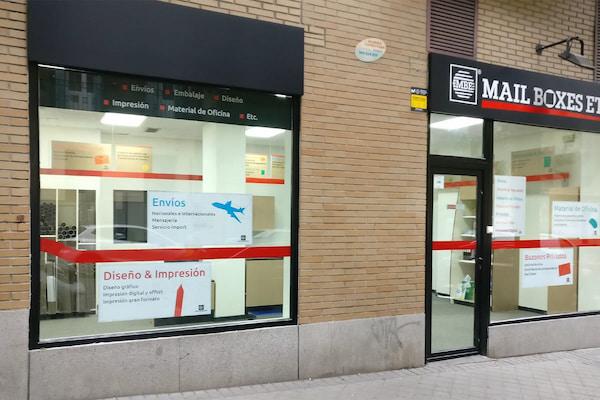 Mail Boxes Etc. anuncia la apertura de un centro en Madrid