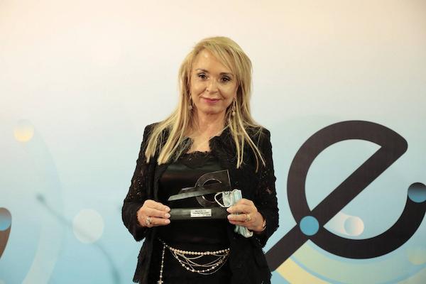 Mar Casas recibe el galardón Mujer Emprendedora del año