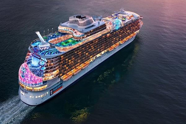 Royal Caribbean planifica el crucero más largo de la historia