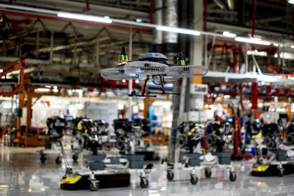 Seat drones logística Martorell