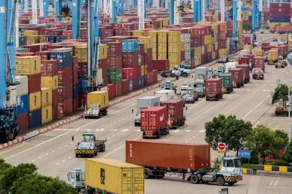 congestion portuaria