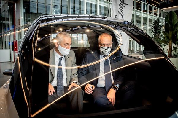 The e-Miles Company se incorpora a DFactory Barcelona con su innovador vehículo eléctrico e-Miles