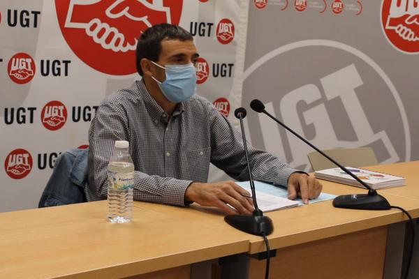 UGT CLM denuncia a DHL, Logifashion