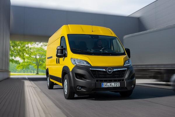 Opel ya admite peidos de las veriones diésel i eléctrica de MOVANO