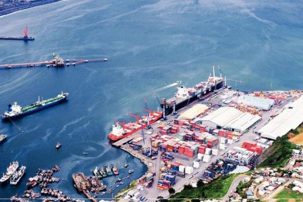 puertos de biobio